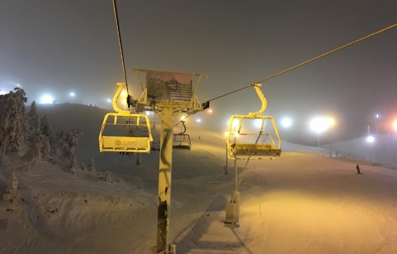 Finland lapland ski tips