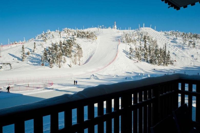 finland lapland ski piste hotel tips