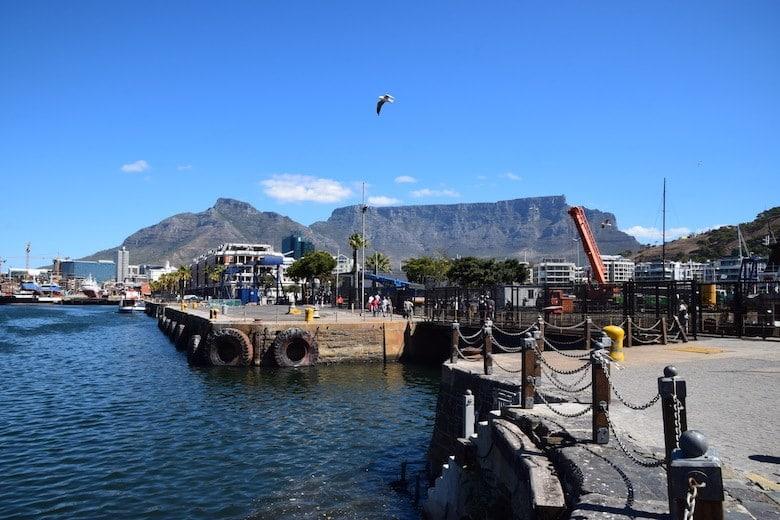 Kaapstad bezienswaardigheden tafelberg