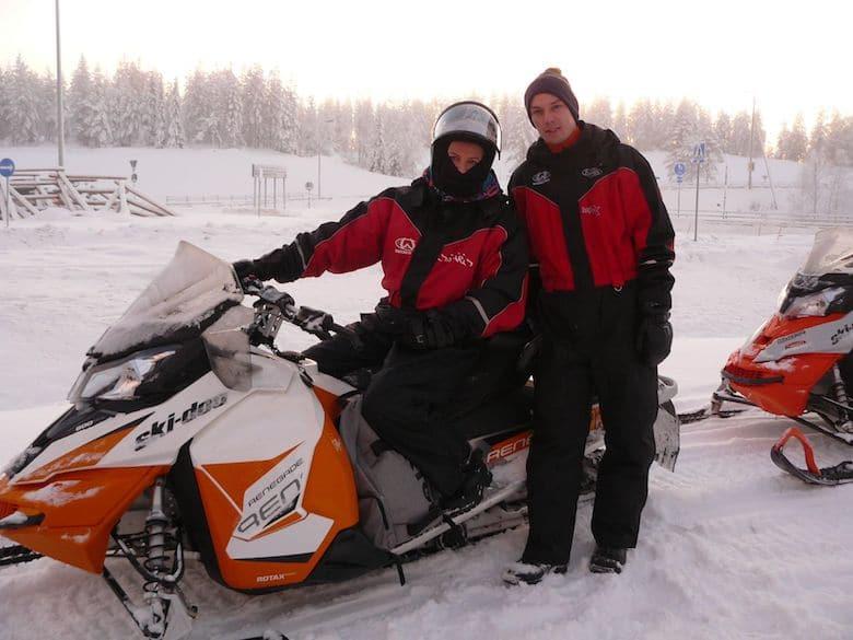 Tours lapland finland
