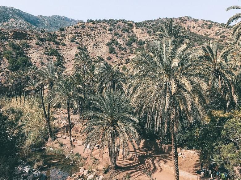 Paradise Valley Marokko Agadir
