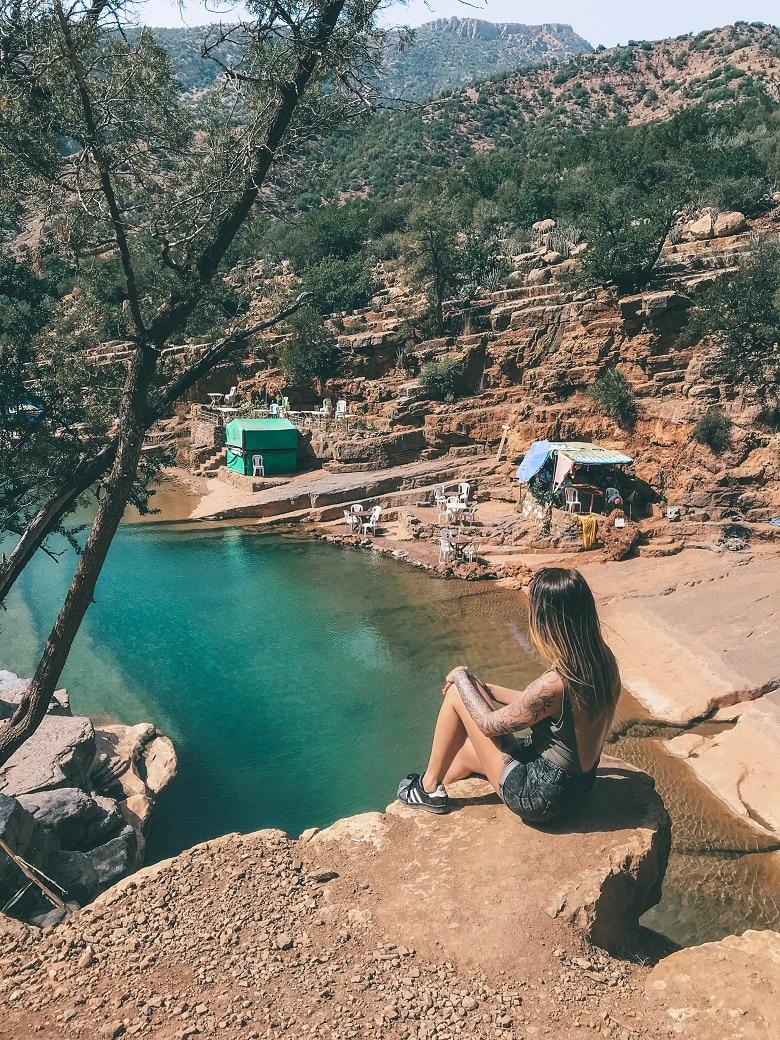 Paradise Valley tour Marokko