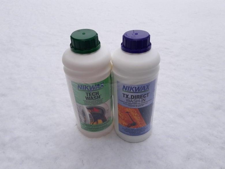 Waterdicht maken skikleding