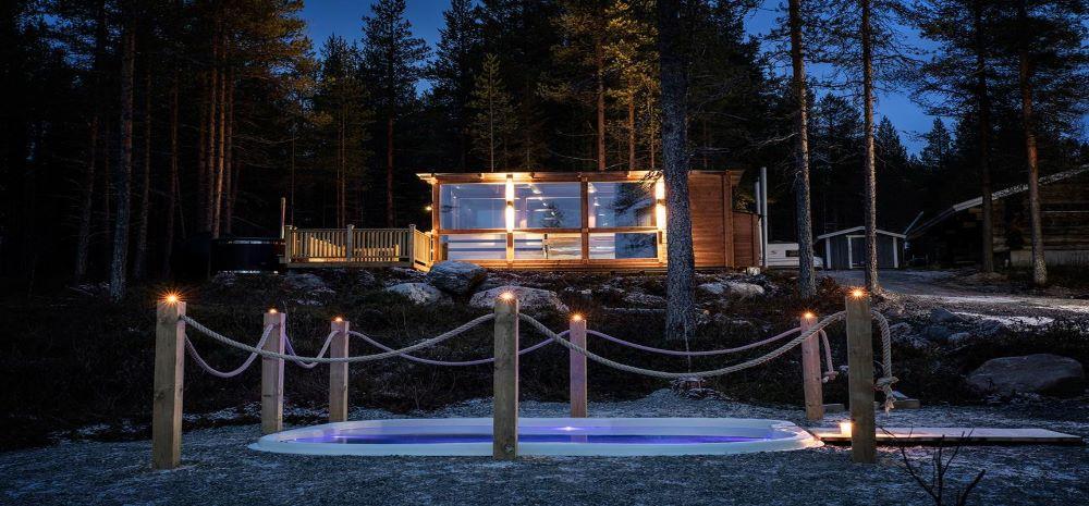 finland bijzondere overnachting lapland hotel