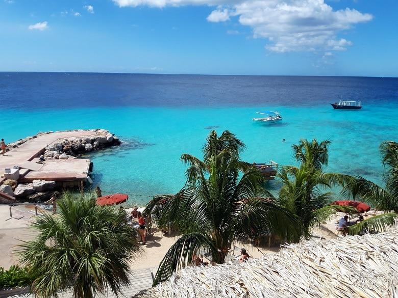 hotspot  beachclub Curacao