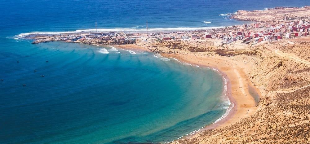 Marokko Agadir Taghazout