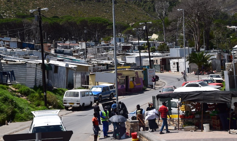 township bezoeken kaapstad