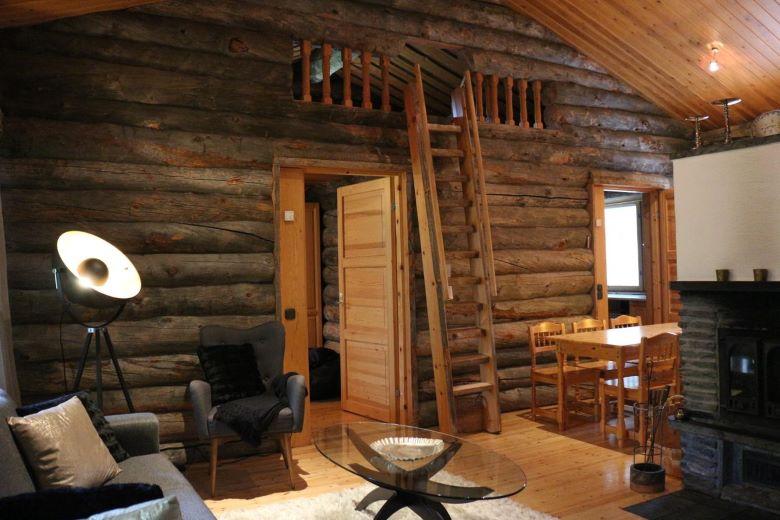 finland lapland accommodatie villa