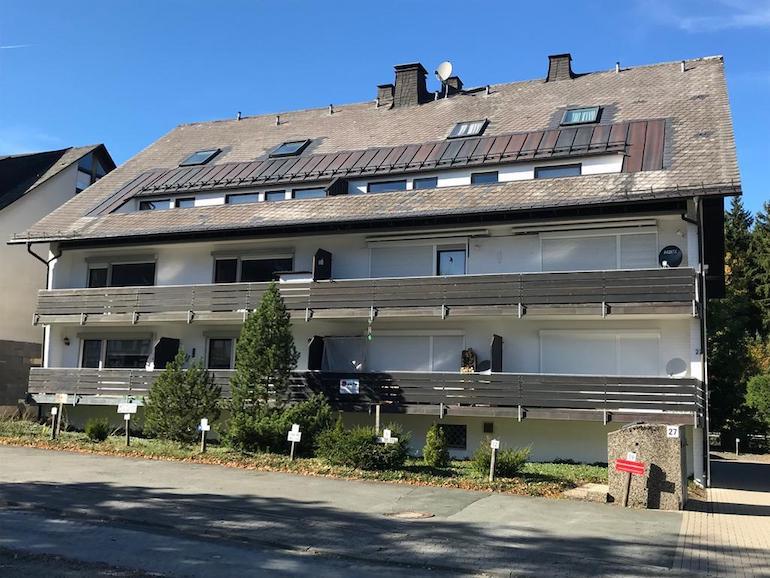 Appartement Winterberg piste