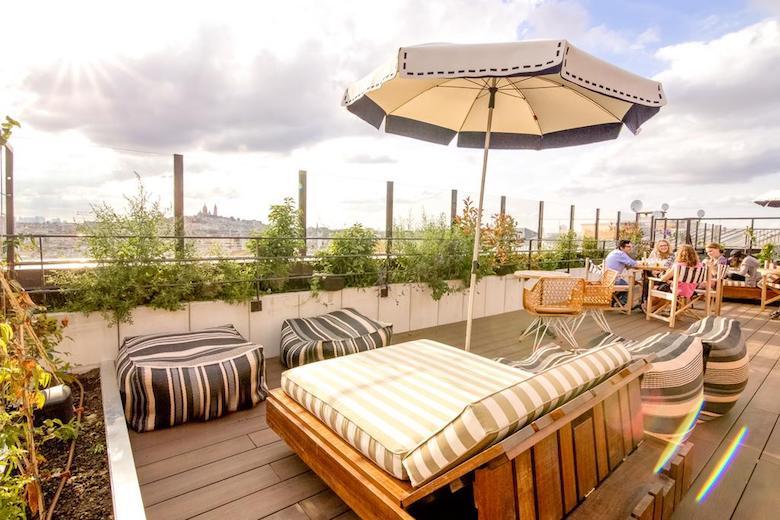 Design hostel parijs overnachten