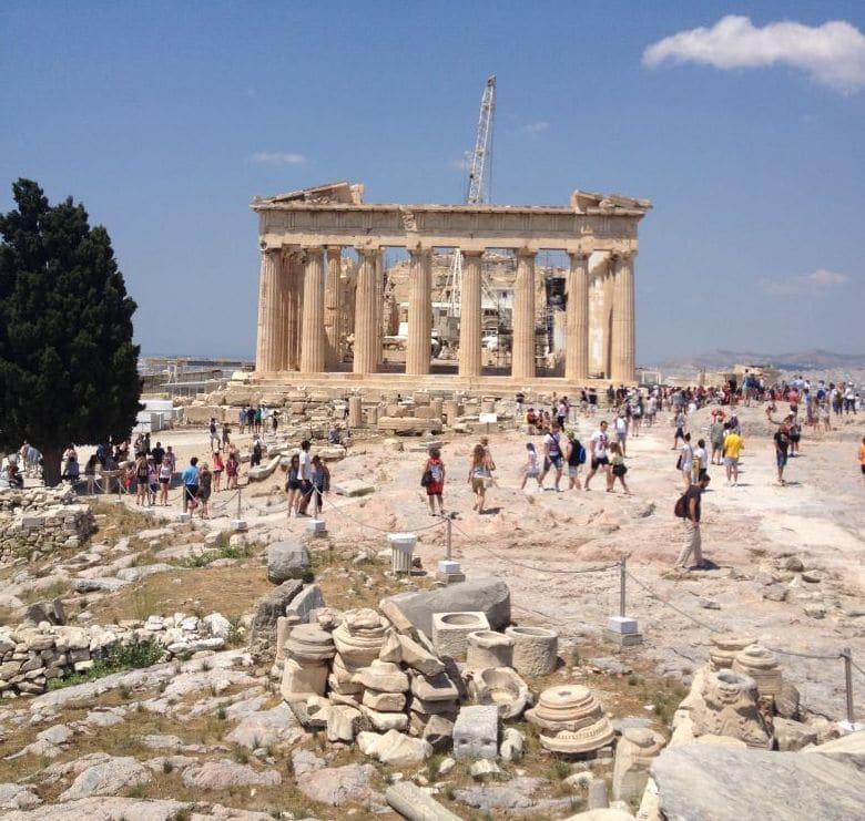 Griekenland Athene tips bezienswaardigheden