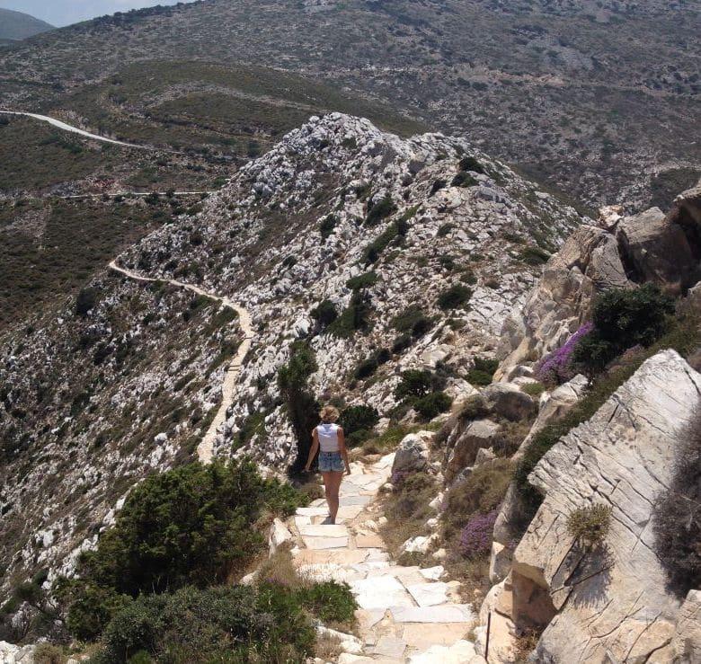 Griekenland Ios tips eilandhoppen