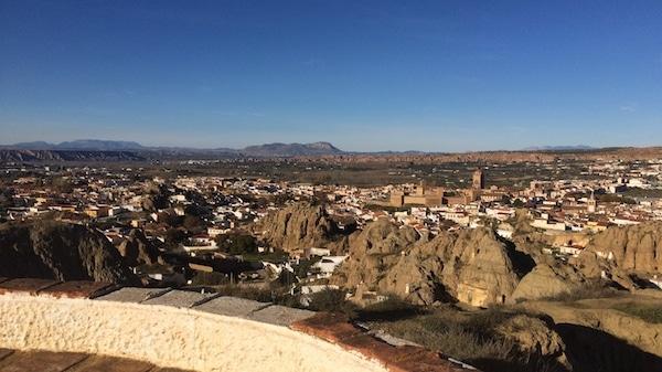 Mirador del Cerro de la Bala.