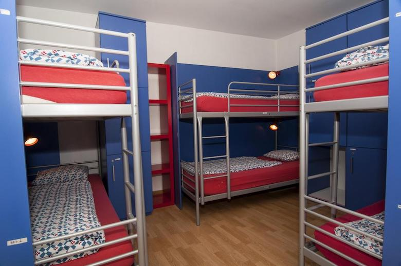 H20 hostel ljubljana
