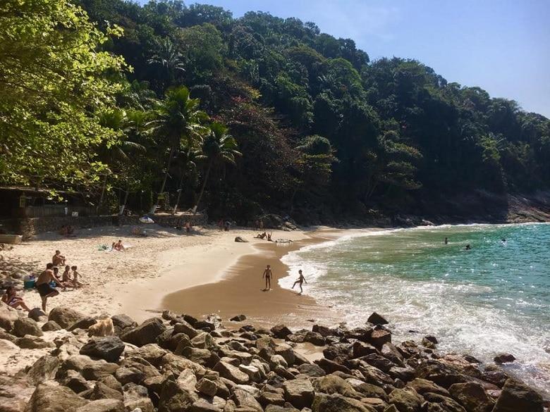 mooie stranden Brazilie