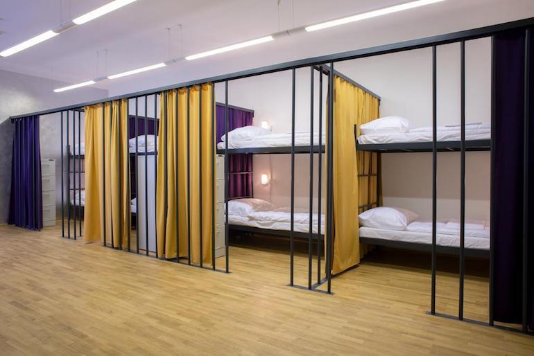 Hostel Tresor slovenia