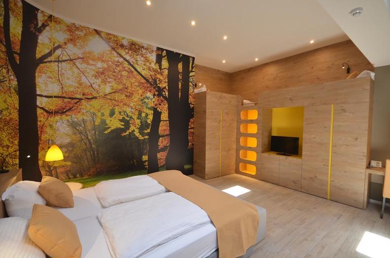 Hotel Ljubljana tip