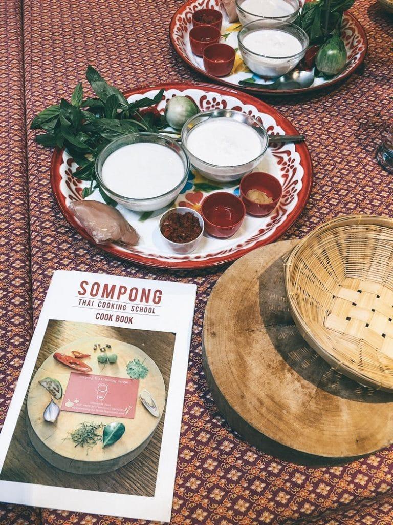 thais leren koken bangkok