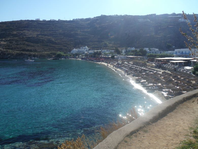 Mykonos Griekenland strand tips