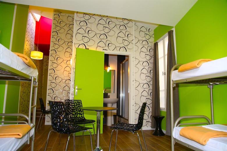 Parijs goedkoop hostel