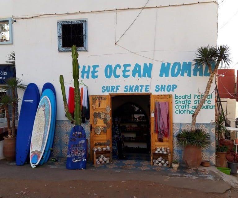Surfwinkel tamraght