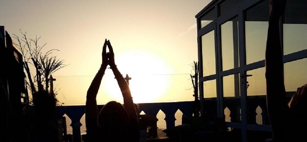 Yoga vakantie taghazout marokko