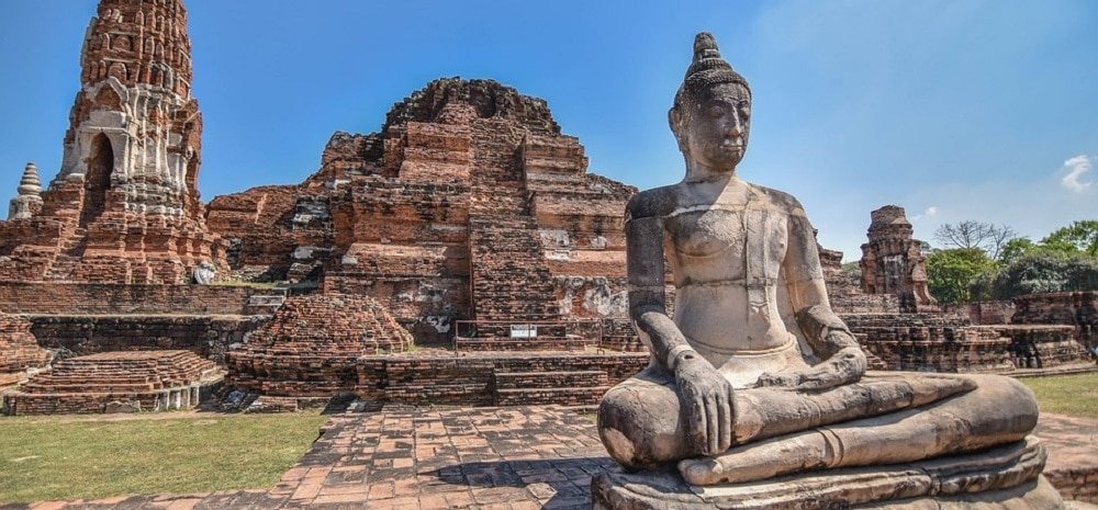 Ayutthaya thailand bezoeken