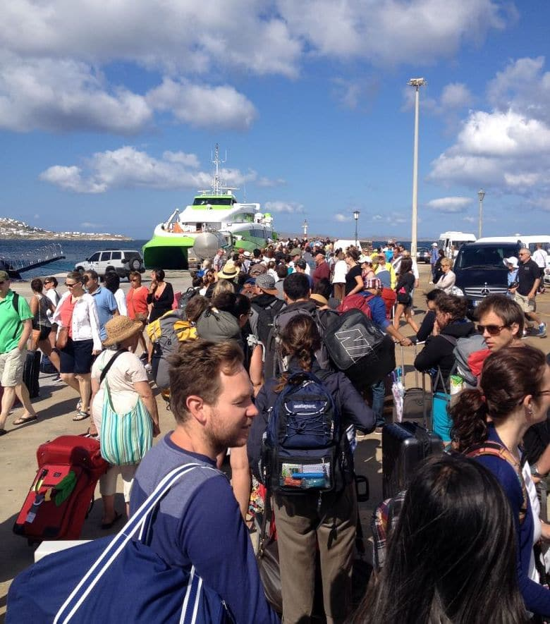 boot eilandhoppen griekenland