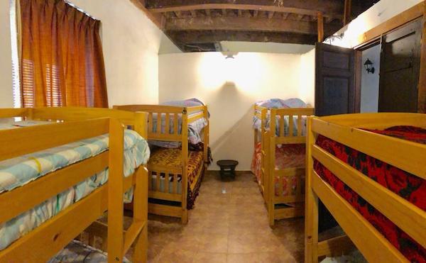 hostel andelucia