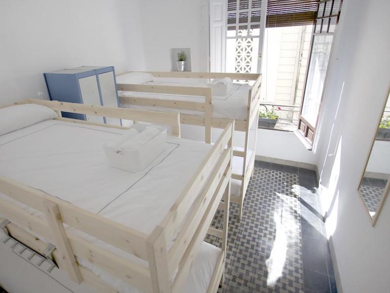hostel tip cordoba