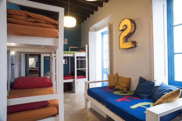 hostel tips spanje