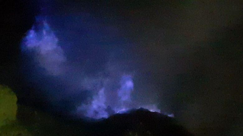 Ijen vulkaan vanuit bali