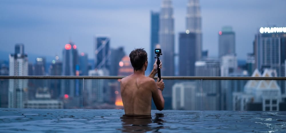kuala lumpur infinity pool hotels