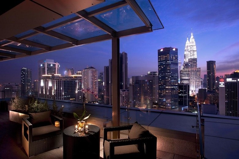 luxe hotels KLCC