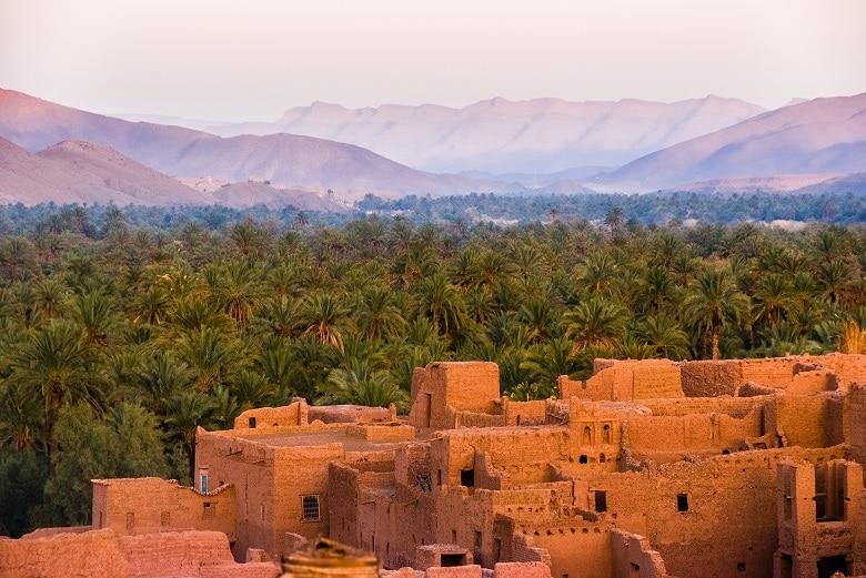 yoga vakantie Marokko