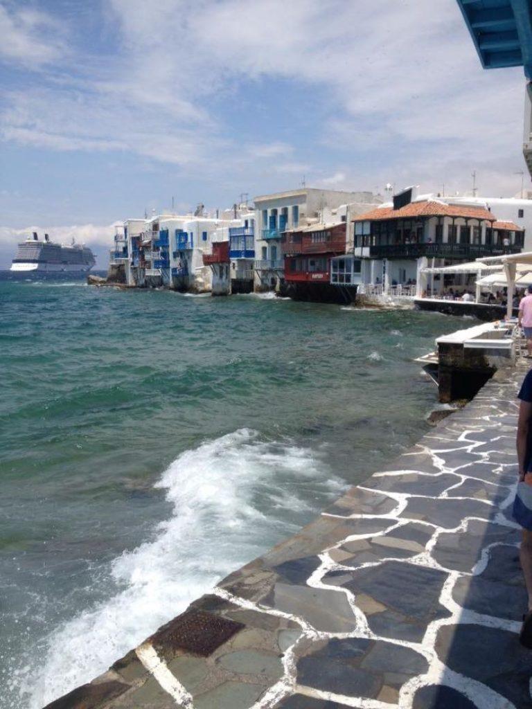 Griekenland route