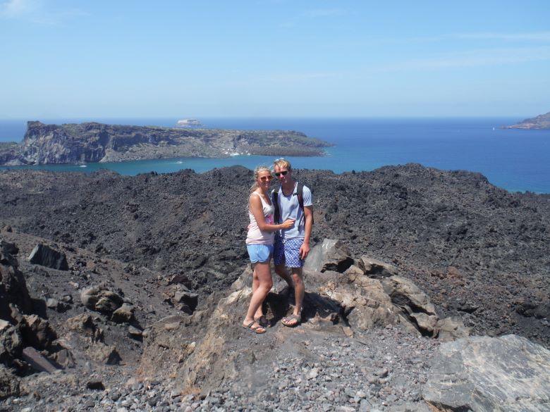 Excursie Santorini