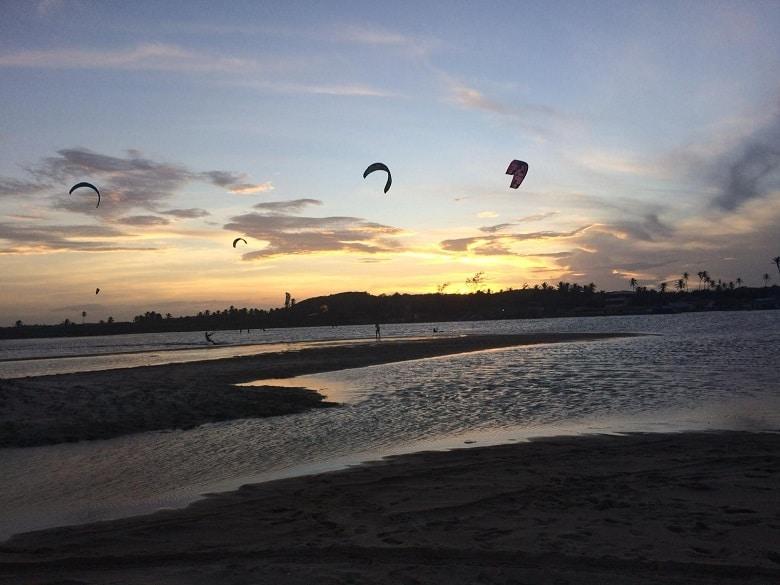kitesurfen surfvakantie