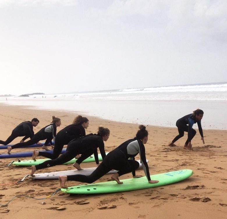 surfles beginners marokko