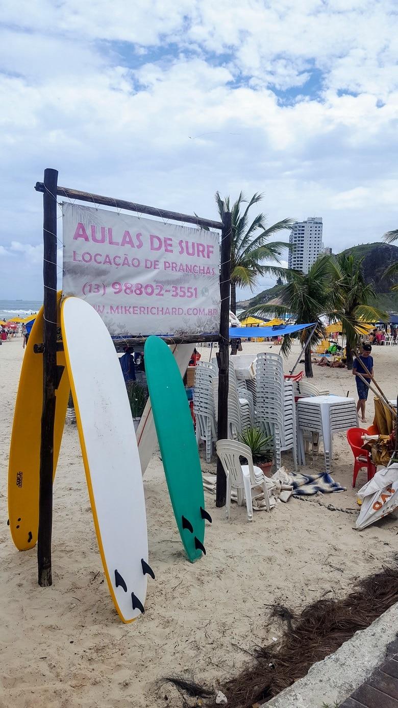goede surfstranden Brazilie