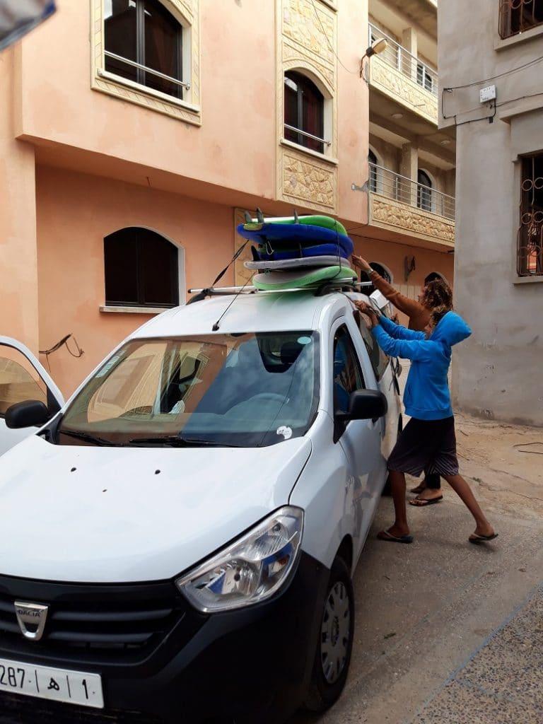 surfvakantie marokko surfen