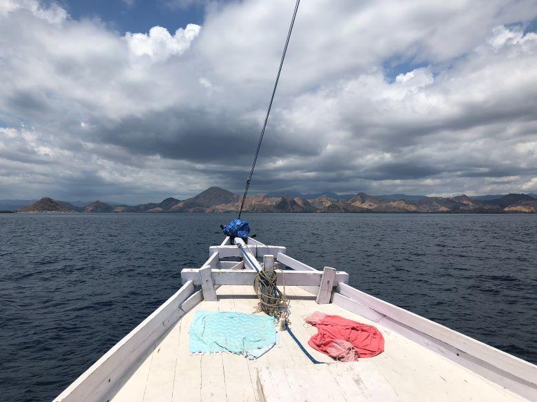 tips bezoeken komodo island