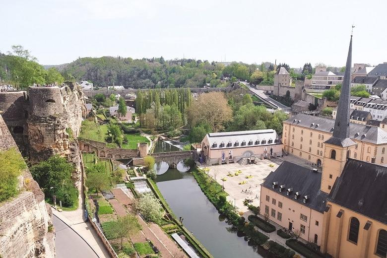 tips weekendje luxemburg
