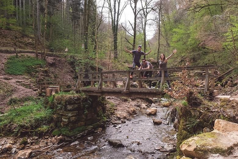 mullerthal luxemburg wandelen