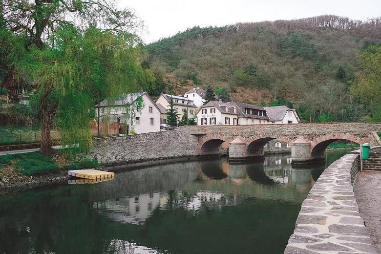 Esch sur Sure luxemberg tips wat doen stedentrip