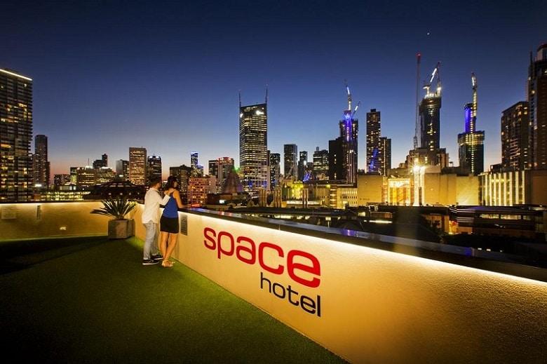 Overnachten in Melbourne