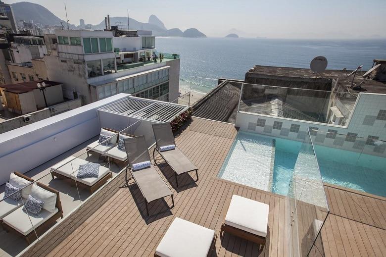 hotel accomodatie Rio
