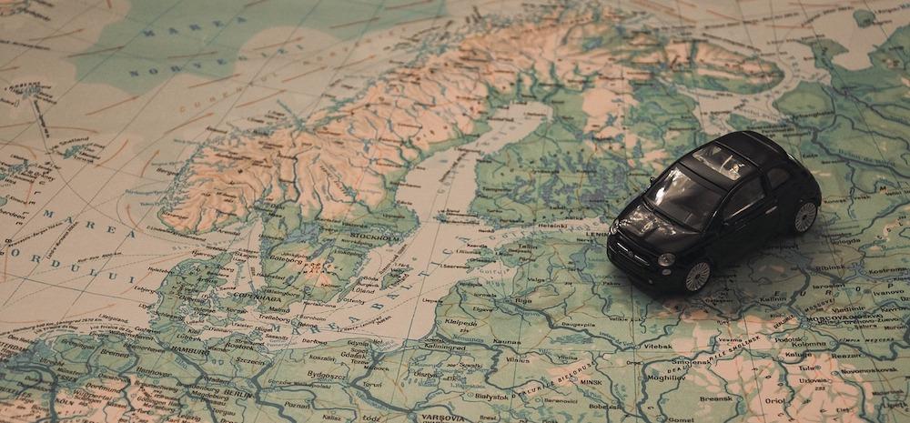 reisroute maken