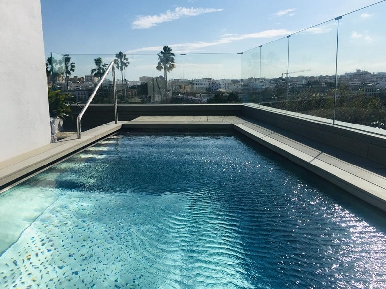 Hotel tips Sevilla wijk Triana
