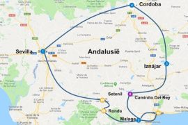 roadtrip andalusie spanje 1 tot 2 weken